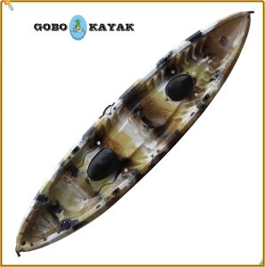 Lldpe Plastic Roto Mould Kayak pictures & photos
