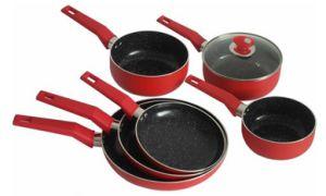 7PCS Non-Stick Pans
