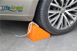 Made-in-China Rubber Wheel Chock, Car Parking Stopper pictures & photos