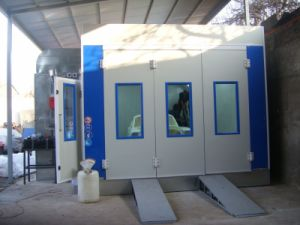 Auto Paint Booth China for Sale pictures & photos