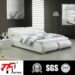 Functional Leather Bed J-14