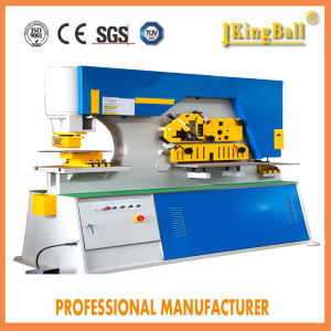 Iron Worker Machine Q35y 25 High Precision Kingball Manufacturer pictures & photos