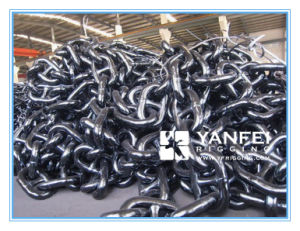 Anchor Chain Studless Link Chain pictures & photos