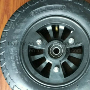 4.00-6 3.50-6 4pr Turf pneumatic Tire with Nylon Rim pictures & photos