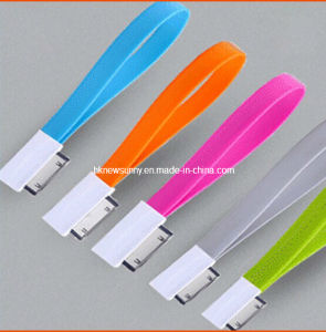 Flat USB Cable for iPhone 4