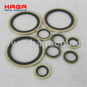 Metric Bsp Hydraulic Bonded Sealing Washer pictures & photos