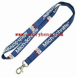 Hot Sale Printed Your Own Logo Breakaway Woven Neck Lanyard with Sample Free pictures & photos