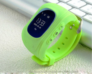 Wholesale Real Time Location 4 Band Kids GSM GPS Tracker Watch (Y2) pictures & photos