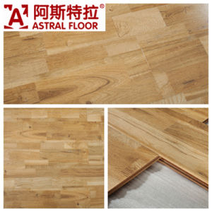 CE 12mm HDF Wooden Flooring /Mirror Surface pictures & photos
