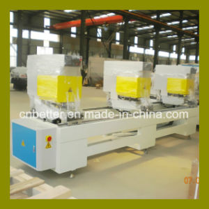 2015 Hot Sale UPVC Windows Machine, PVC Window Door Three Head Seamless Welding Machine