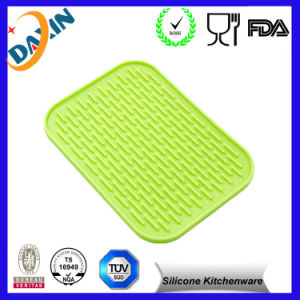 Wholesale Heat Resistant Silicone Coaster Placemat pictures & photos