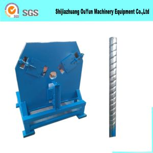Pipe Twisting Machine Threaded Pipe Machine for Iron Craft pictures & photos