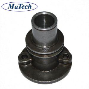 Manufacturer Custom Precisely Steel Lost Wax Casting Flange Cover pictures & photos