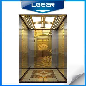 Titanium Mirror St/St Passenger Elevator pictures & photos