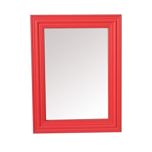 Plastic Makeup Mirror Frame for Home Decoration pictures & photos