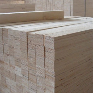 Poplar Laminaited Veneer Lumber for Pallet Packaging pictures & photos
