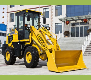 Compact Wheel Loader pictures & photos