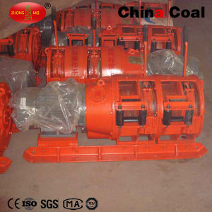 Electric Scraper Winch 2jp-30 with Double Drum pictures & photos