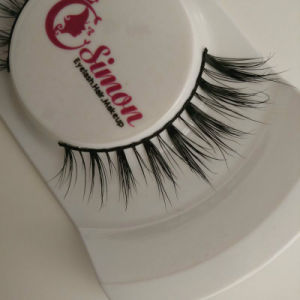 Natural Siberian Mink Lashes Extensions Thick False Eyelashes Cosmetics pictures & photos