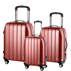 "Fashion and Elegant 100% PC Trolley Case, 8 Wheels Pch-B-19""23""27"" pictures & photos"