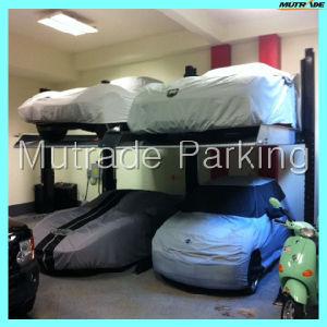 2 Leve Carport Parking Lifts pictures & photos