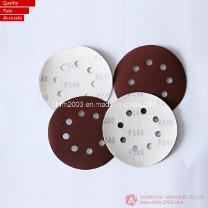 Magic Tape Sanding Disc for Auto Putty&Paint pictures & photos