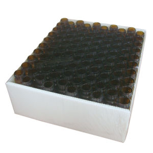 40ml Clear and Amber EPA Glass Vials for Water Test pictures & photos
