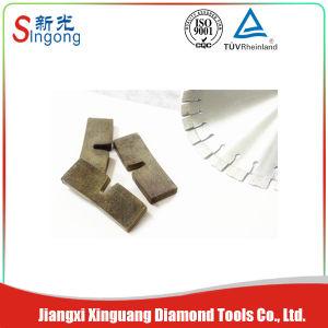 V Shaped Diamond Cutting Segment pictures & photos