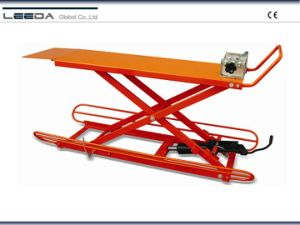 Light Duty Hydraulic Motorcycle Lift Table pictures & photos