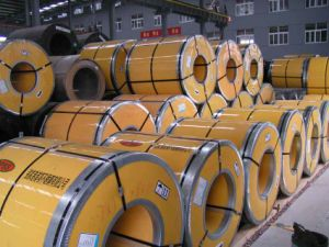 304 Grade Stainless Steel Coil 0.2-30mm Thickness pictures & photos