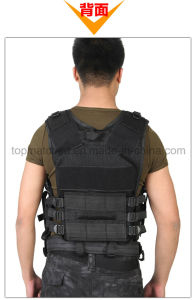 Top Quality Outdoor Military Tactical Mesh Vest Army Military Combat Vest pictures & photos