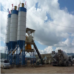 Productivity 60m3/H Hzs60 Concrete Batching Plant pictures & photos