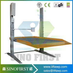 Electric Parking Lift Post Auto Lifts Equipment for Garage pictures & photos