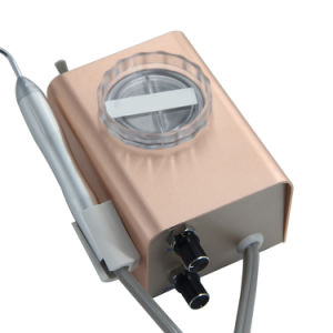 Dental Lab PRO Cleaning Air Water Prophy Polishing Sandblasting Machine-Alisa pictures & photos