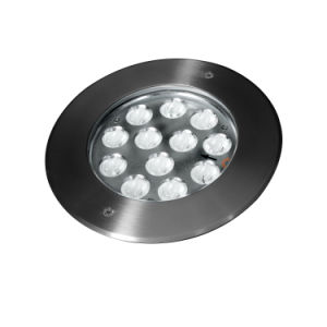 316stainless 12X3w LED Underwater Swimming Pool Light pictures & photos