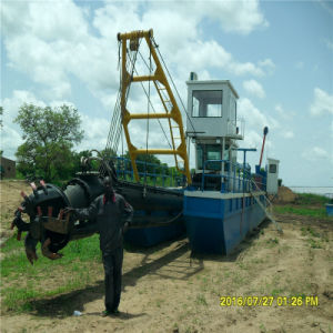Low Price Cutter Suction Sand Mining Dredger pictures & photos