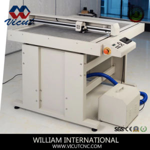 2016 600*900mm Cardboard Flatbed Plotter Cutter pictures & photos