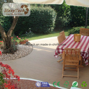 Restaurant/Hotel WPC Plastic Decking 140*23mm pictures & photos