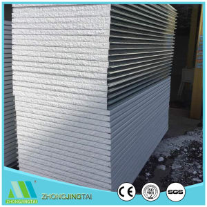 Lightweight Easy Installation EPS Color Steel Sandwich Panel pictures & photos