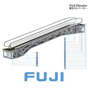 FUJI Moving Walk Made in China pictures & photos