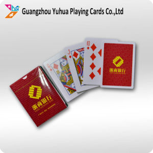 Full Color Advertising Playing Cards Poker with Custom Design pictures & photos