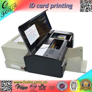 Auto Inkjet PVC Card Printer for 100 PCS Card & 50 PCS CD Printing Machine pictures & photos