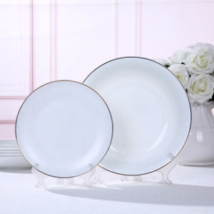 Porcelain Plate for Hotel Home Cafe Shop pictures & photos