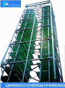 Automatic Vertical Lifting Parking System-Tower Parking pictures & photos