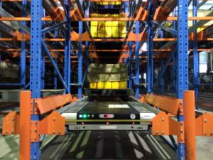 Automatic Warehouse Storage Device Pallet Runner pictures & photos