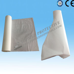 Hot Sell Disposable Nonwoven Sheet in Roll, Perforated Sheet Rolls pictures & photos