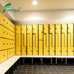 HPL Compact Laminate Lockers for Changing Room pictures & photos