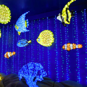 LED Tropical Fish Decorative Light Party and Wedding Decoration pictures & photos