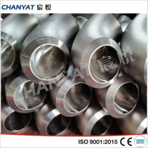 ASTM Nickel Alloy Elbow B366 (N08020, Incoloy800H, N08811) pictures & photos