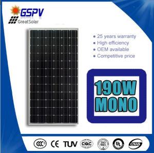 190W 200W 36V Mono-Crystalline Solar PV Module pictures & photos